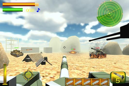 Tank Shoot screenshot 2