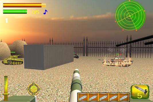 Tank Shoot screenshot 4