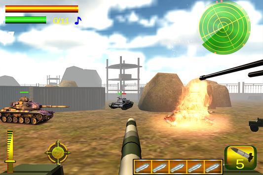 Tank Shoot screenshot 9