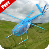 3D Helicopter Drive Simulator icon