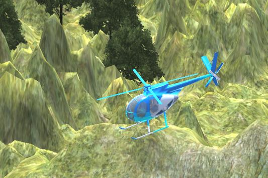 3D Helicopter Drive Simulator apk screenshot