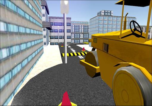 3D Road Roller apk screenshot