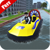 Street Boat Riding icon