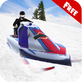 Snow Mobile Racing icon