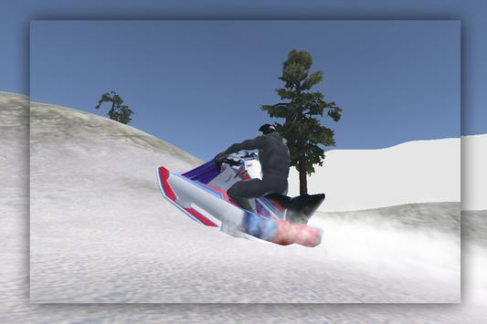 Snow Mobile Racing apk screenshot