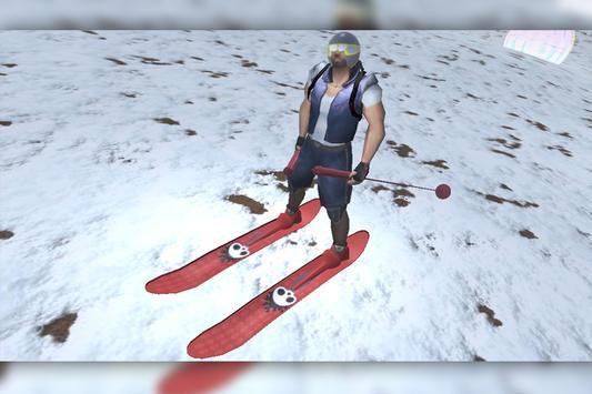 3D Snow SKI apk screenshot