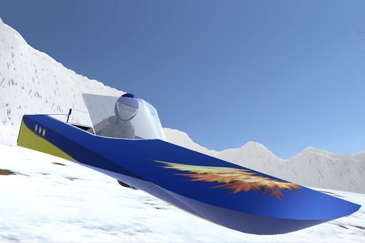 Snow Power Boat apk screenshot
