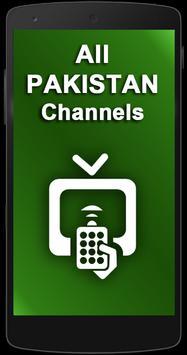 Pakistan TV Channels Pro poster