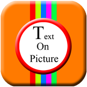 Text On Picture icon