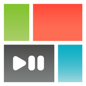 Video Collage Maker, Gif Maker - PicPlayPost icon