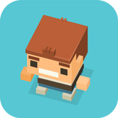 Wunder Run: Boxy Superb Hopper icon