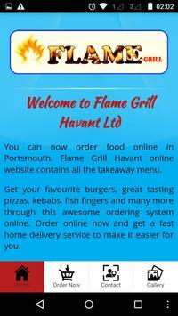 Flame Grill Havant Ltd screenshot 1