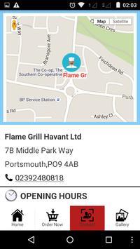 Flame Grill Havant Ltd apk screenshot