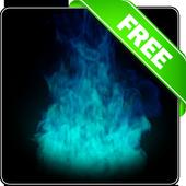 Flames live wallpaper Free icon