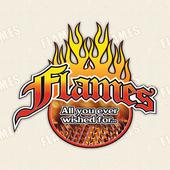 Flames Sandbach icon