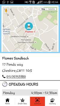 Flames Sandbach screenshot 2