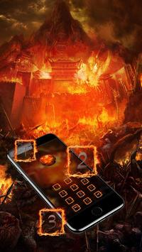 Flame City Theme screenshot 2