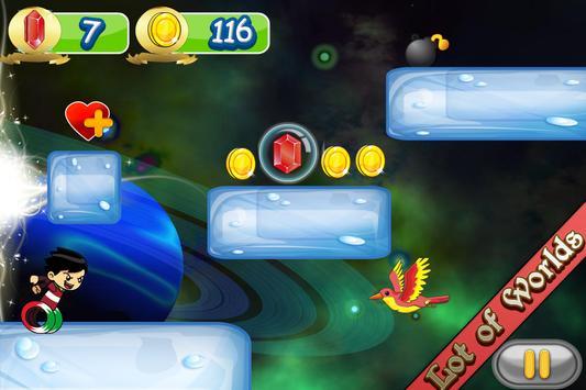 Super Flaming Hero Adventures screenshot 1