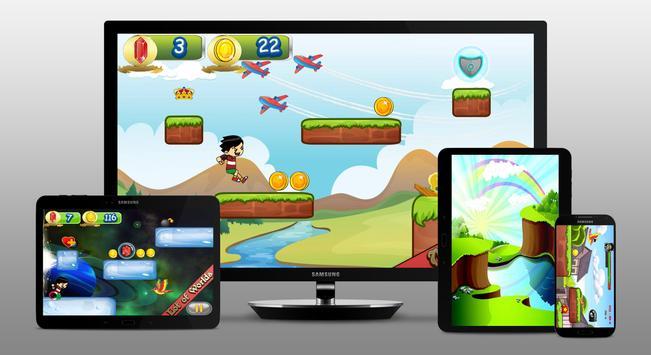 Super Flaming Hero Adventures screenshot 6