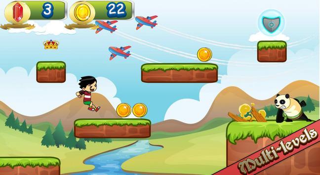 Super Flaming Hero Adventures screenshot 8