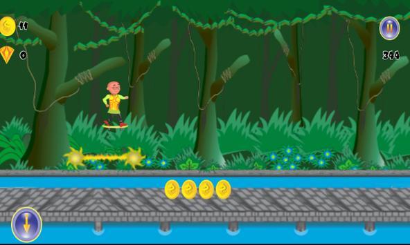 Motu Patlu Run apk screenshot
