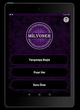 Milyoner Bilgi Yarışması screenshot 4