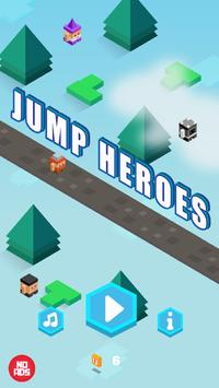 Jump Heroes! poster