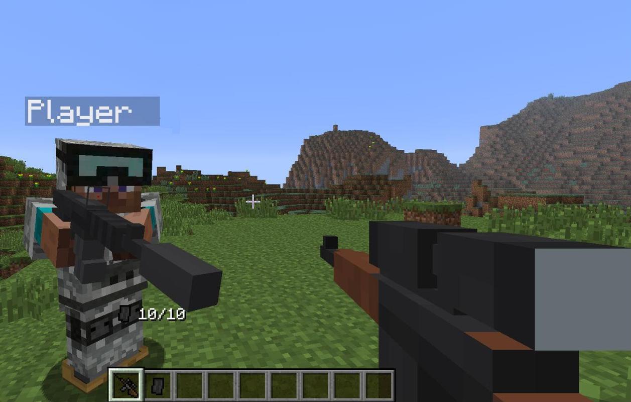 New flans mod minecraft 1 screenshot 1 ...