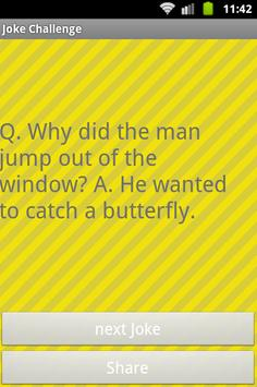 Joke Challenge for Whatsapp apk screenshot