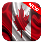 Canada Flag Wallpapers icon