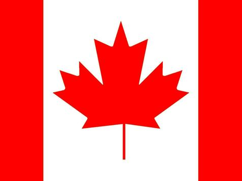 Canada Flag Wallpapers poster