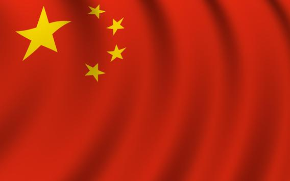China Flag Wallpapers poster