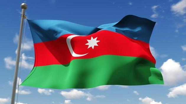 Azerbaijan Flag Wallpapers apk screenshot
