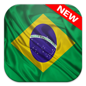 Brazil Flag Wallpapers icon