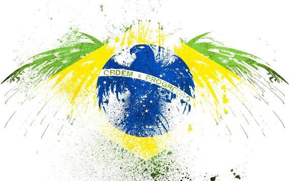 Brazil Flag Wallpapers apk screenshot