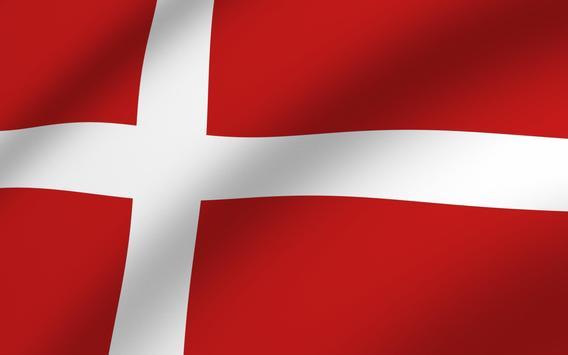 Denmark Flag Wallpapers apk screenshot