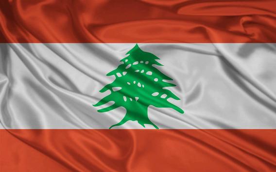 Lebanon Flag Wallpapers screenshot 3