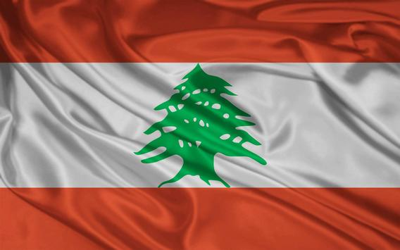 Lebanon Flag Wallpapers screenshot 3