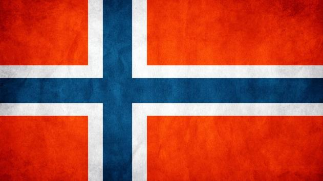 Norway Flag Wallpapers poster