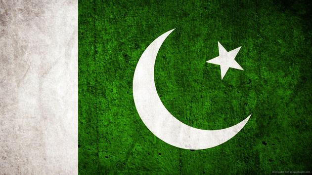 Pakistan Flag Wallpapers poster
