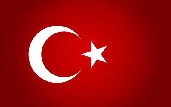 Turkey Flag Wallpapers poster