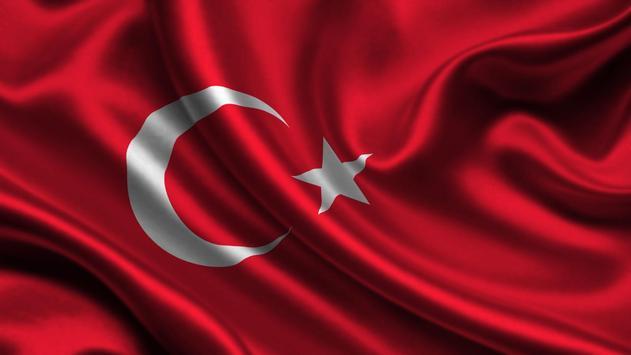 Turkey Flag Wallpapers apk screenshot
