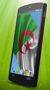 Algerian Flag Live Wallpaper apk screenshot