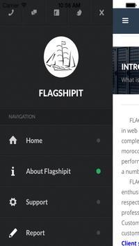 Flagshipit apk screenshot