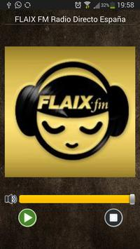 FLAIX FM Radio Directo España poster