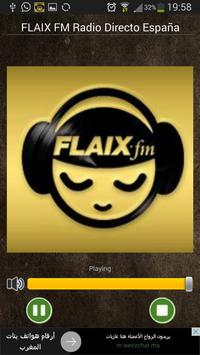 FLAIX FM Radio Directo España screenshot 1