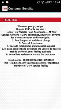 Honda Dealership-PGL Honda apk screenshot