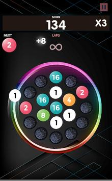 Digits Puzzles Number Series: Matching Star screenshot 1