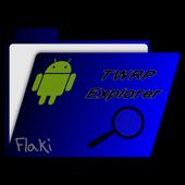TWRP Explorer icon