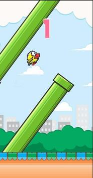 Flappy Chick en poster